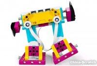 结合Scratch和Python的编程机器人 --- LEGO Spike Prime来了
